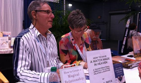 Award-winning authors Ariel & Shya Kane