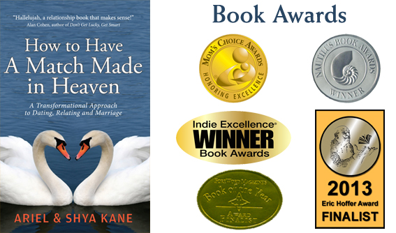Mom's Choice Awards Gold Medal Winner, Nautilus Book Awards Silver, National Indie Excellence 2013 Book Award in 2 categories and Book of the Year Award Finalist and Eric Hoffer Award Finalist